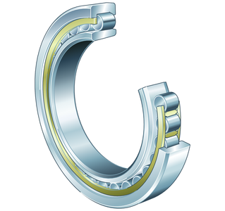 1306TM NonBranded4 New Cylindrical Roller Bearing
